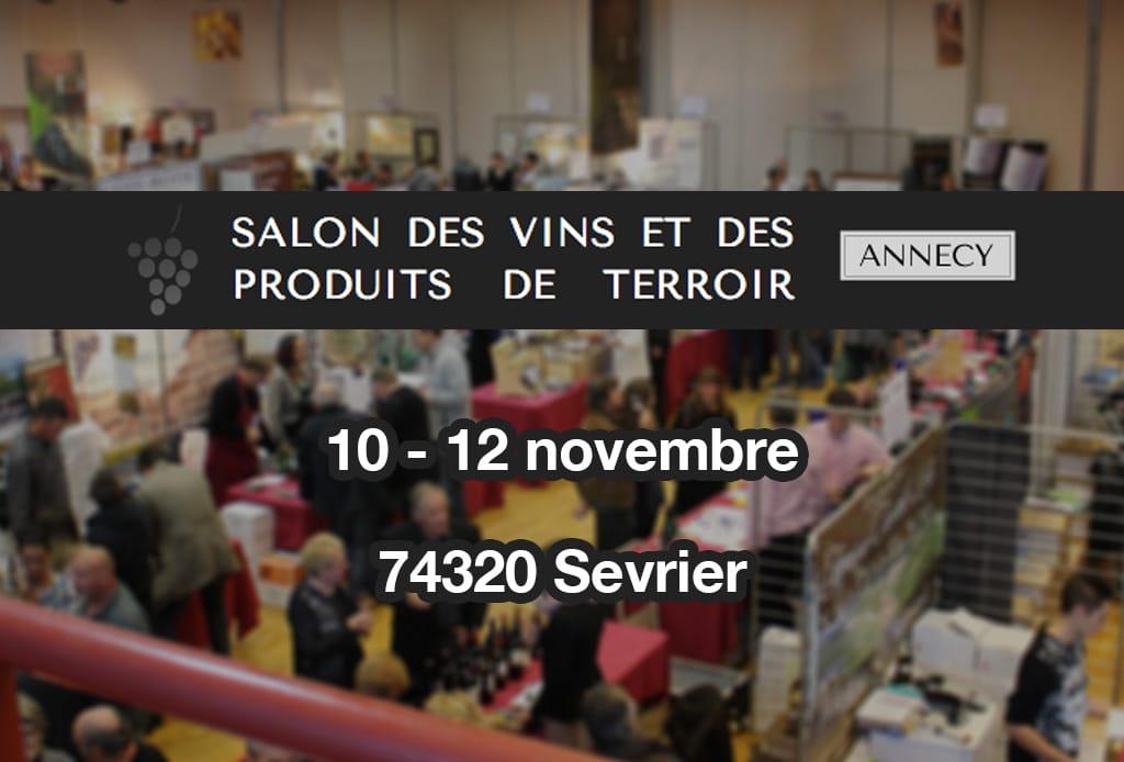 Salon des vins de sevrier 2017 domaine berthet bondet for Salon du vin toulouse 2017