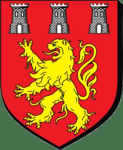 Blason de Château-Chalon