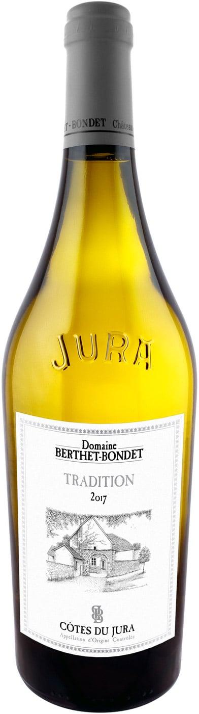 Berthet-Bondet Côtes du Jura Tradition 2017