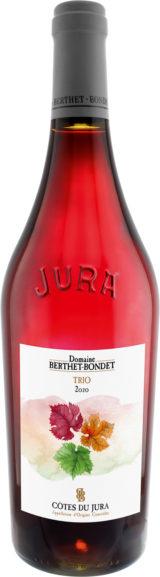 Berthet-Bondet Côtes du Jura Trio 2020