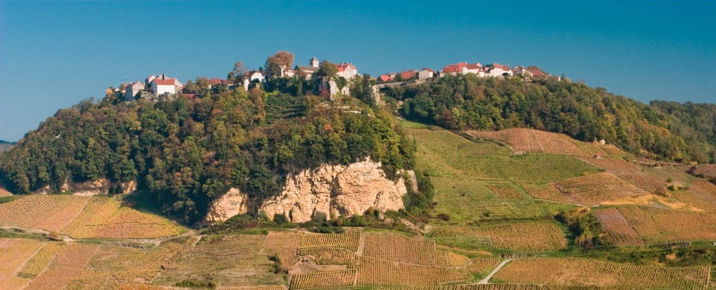 Village Château-Chalon