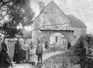 La maison en 1892