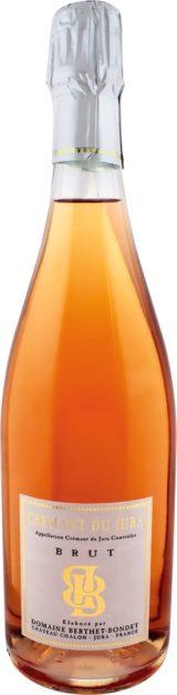 Berthet-Bondet Crémant du Jura Rosé