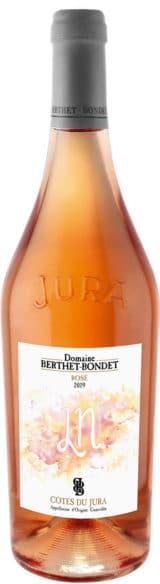 Berthet-Bondet Côtes du Jura Rosé LN 2019