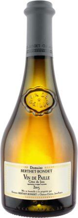 Berthet-Bondet Vin de Paille 2015
