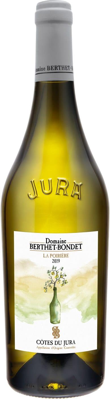 Berthet-Bondet Côtes du Jura La Poirière 2019