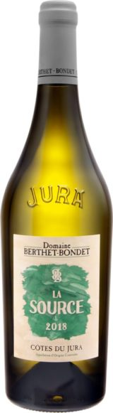 Berthet-Bondet Côtes du Jura La Source 2018