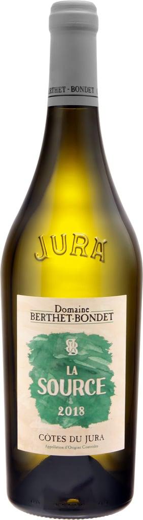 Berthet-Bondet Côtes du Jura La Source 2018