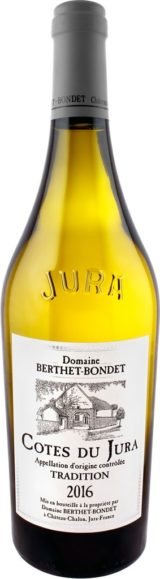 Berthet-Bondet Côtes du Jura Tradition 2016