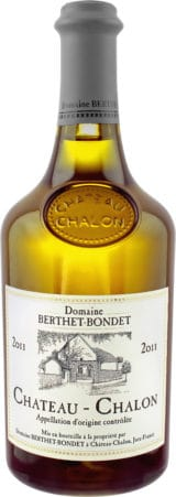Berthet-Bondet Château-Chalon 2011